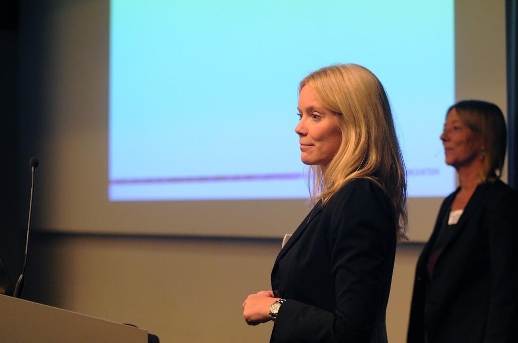 Karin Rosander och Anna Asklöf